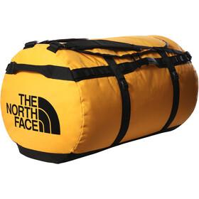 The North Face Base Camp Duffel Bag XXL, amarillo/negro